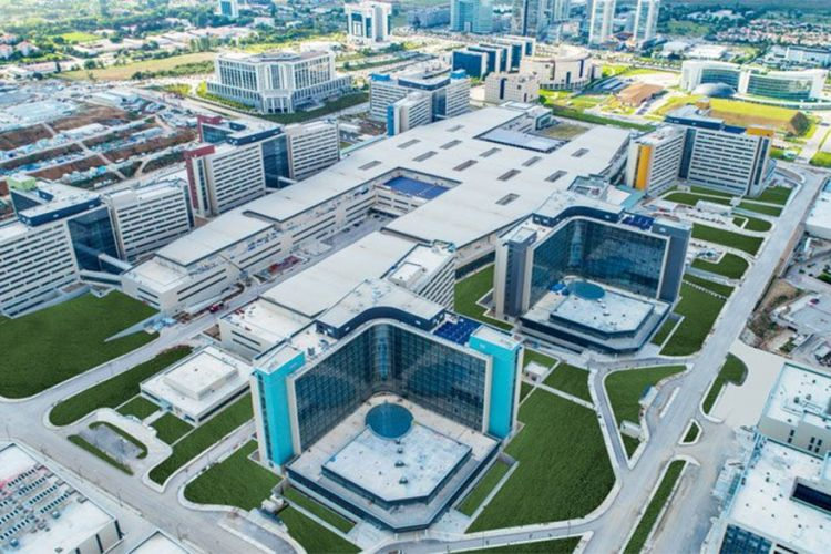 Άγκυρα: Εγκαίνια για ένα από τα μεγαλύτερα νοσοκομεία παγκοσμίως