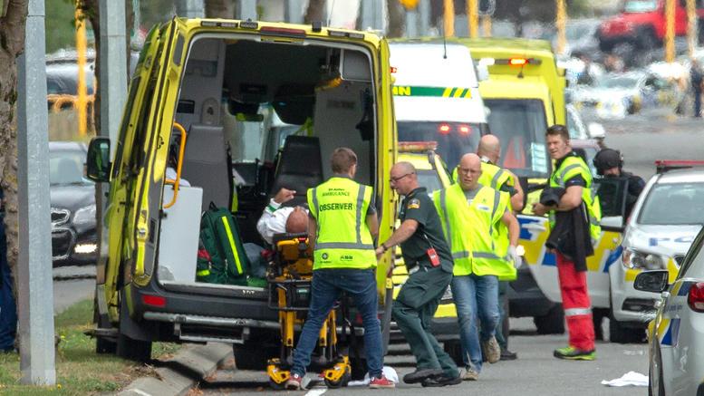 Μακελειό στη Νέα Ζηλανδία: Επίθεση σε τζαμί με 40 νεκρούς