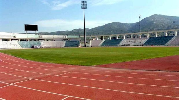 Στο Πανθεσσαλικό Στάδιο η διεθνής συνάντηση Ελλάδας - Κύπρου
