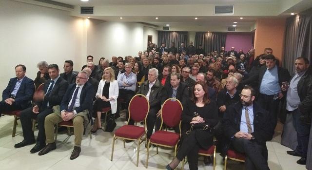 ΝΟΔΕ Μαγνησίας: «Προτεραιότητα ο πρωτογενής τομέας»