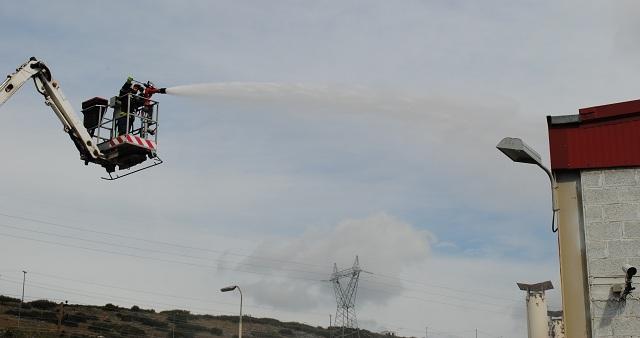 Με επιτυχία άσκηση στην Εύρηκα: Τηρήθηκαν οι χρόνοι, σβήστηκε η φωτιά