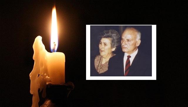 40ημερο μνημόσυνο ΚΩΝΣΤΑΝΤΙΝΟΥ ΧΑΪΔΟΥ & ΠΟΛΥΤΙΜΗΣ ΧΑΪΔΟΥ