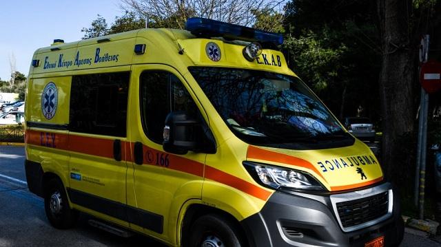 Νεκρός άνδρας που έπεσε με το αυτοκίνητό του σε αρδευτικό κανάλι στην Καρδίτσα