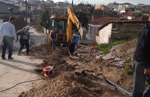 Αντικατάσταση του δικτύου ύδρευσης Βελεστίνου και Χλόης
