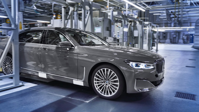 H πρώτη BMW που κατασκευάζεται με ψηφιακά μέσα