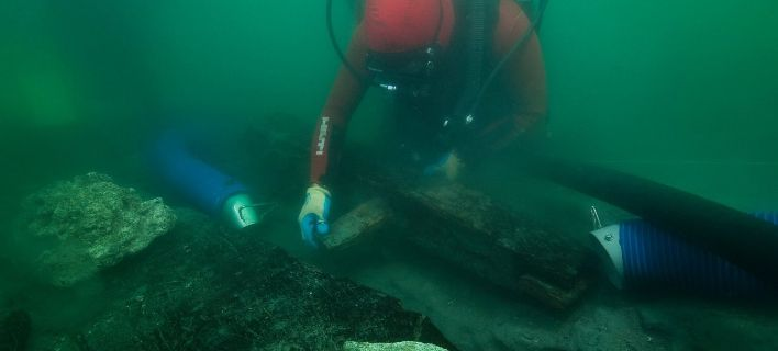 Η δικαίωση του Ηρόδοτου: Βρήκαν τα πλοία που περιέγραφε 2.469 χρόνια πριν