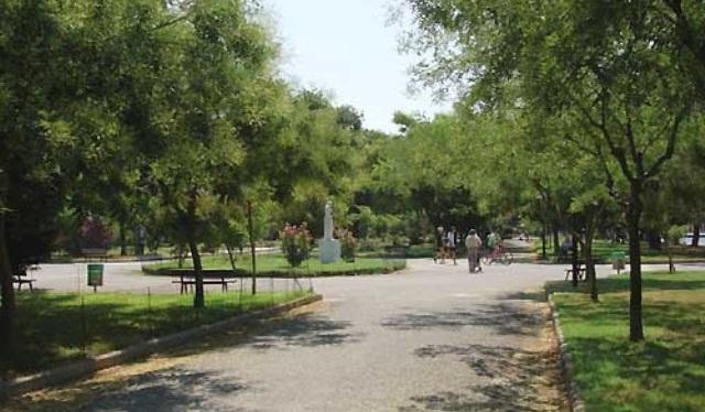 Επιχείρηση- «σκούπα» στο πάρκο του Αγ. Κωνσταντίνου για ναρκωτικά