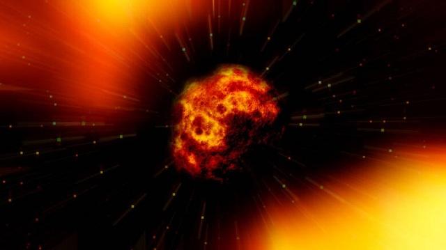 Τεράστια έκρηξη αστεροειδούς στην ατμόσφαιρα της Γης ανίχνευσε η NASA
