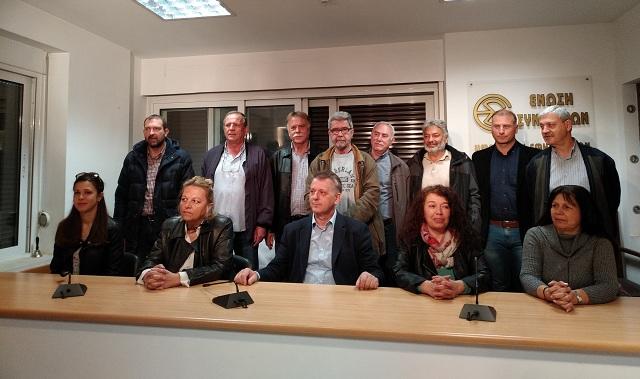 Οι πρώτοι 16 υποψήφιοι της ΛΑ.Σ. Θεσσαλίας στη Μαγνησία
