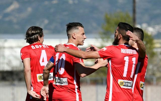 Πήρε την 15η νίκη η ΠΑΕ Βόλος κερδίζοντας με 3-0 την Σπάρτη