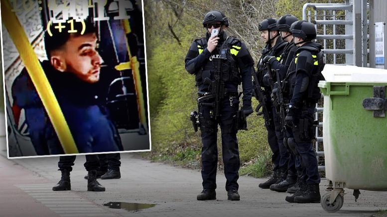Συνελήφθη ο 37χρονος δράστης της επίθεσης στην Ουτρέχτη