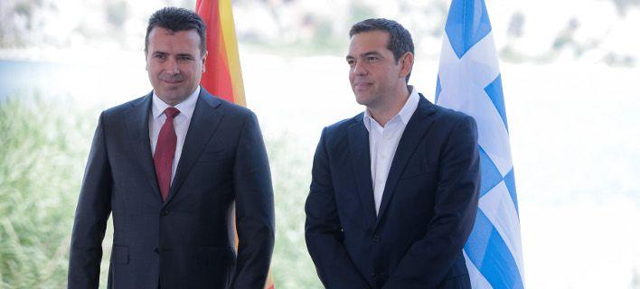 Η Ρωσία αναγνώρισε την «Δημοκρατία της Βόρειας Μακεδονίας»