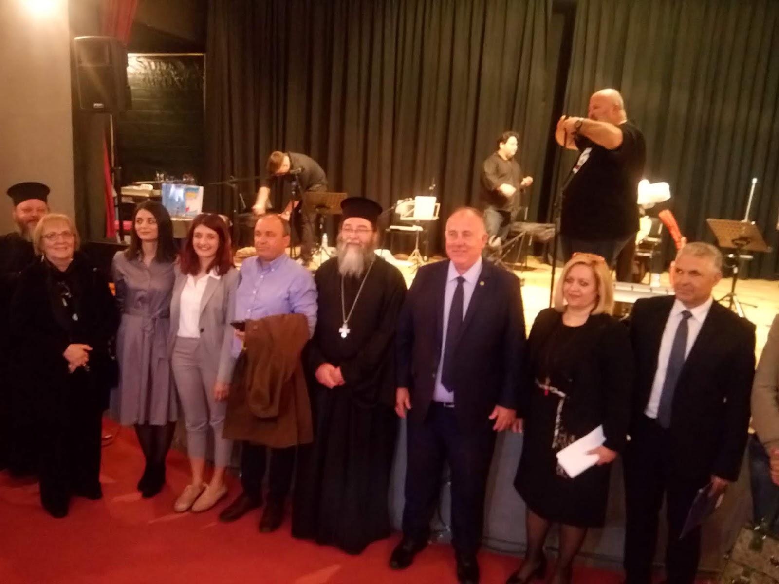Μεγάλη εκδήλωση στο Βελεστίνο για τον «Εσταυρωμένο»