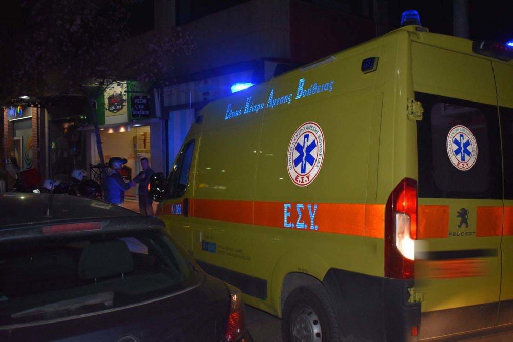 Σοκ προκαλεί ο ξυλοδαρμός μιας γυναίκας στο κέντρο της Λάρισας