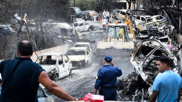 Φωτιά στο Μάτι: Αρνείται το κράτος να δώσει στοιχεία στη χήρα Φύτρου