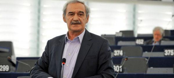 Οι επαφές του ευρωβουλευτή Νίκου Χουντή σε Βόλο - Αλμυρό
