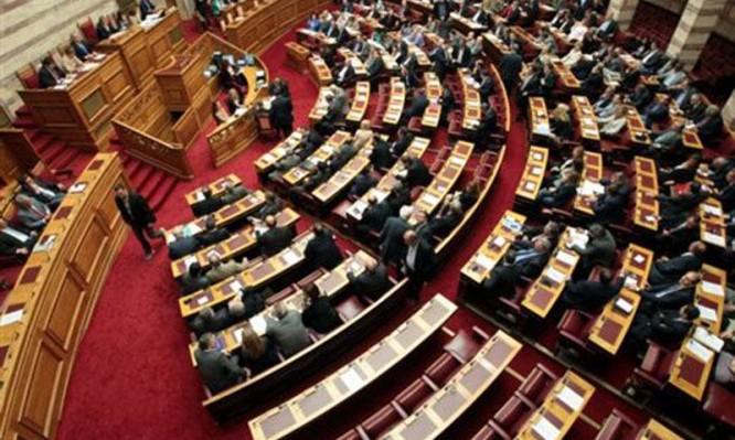 Αίρεται το ασυμβίβαστο βουλευτή και υποψηφίου ευρωβουλευτή