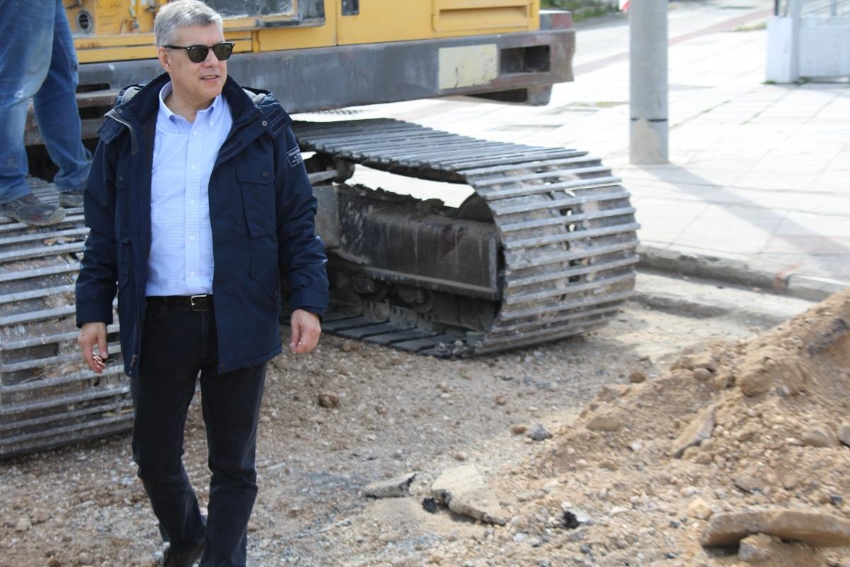 Εργο ενός 1 εκατ. ευρώ για τον δρόμο Γόννοι – Ροδιά