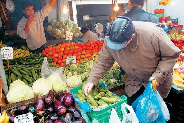 Σε γενική συνέλευση καλούνται οι μικροπωλητές λαϊκών αγορών