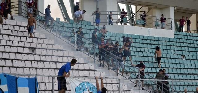 Οπαδοί της ΑΕΛ θα βλέπουν ματς με αστυνομικούς...