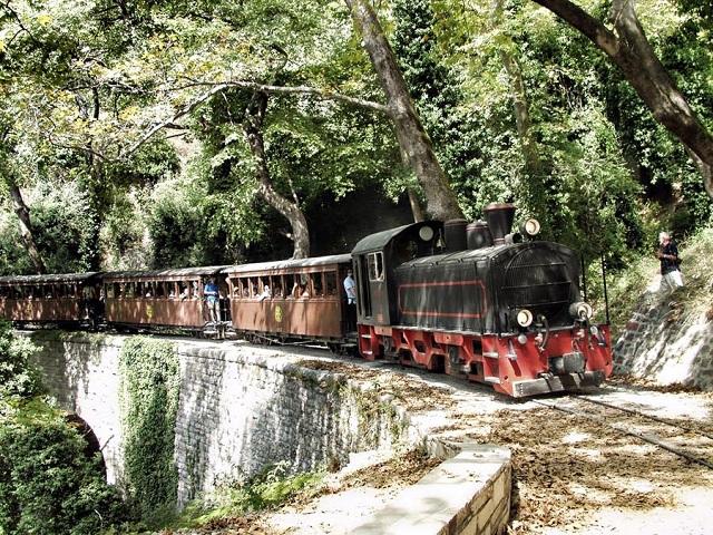 Τουριστικός σιδηρόδρομος στη Θεσσαλία: O σχεδιασμός του ΟΣΕ