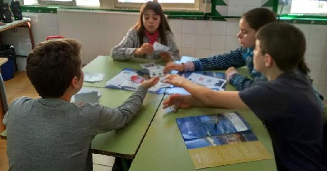 Ευρωπαϊκές δράσεις στο 15ο Δημοτικό Σχολείο Βόλου