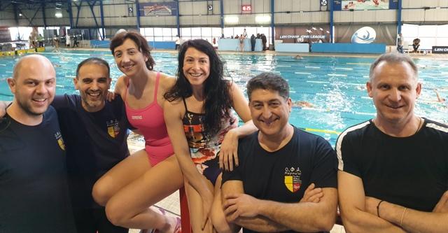 Σε ημερίδα κολύμβησης βετεράνων ο ΟΦΑ Μαγνησίας