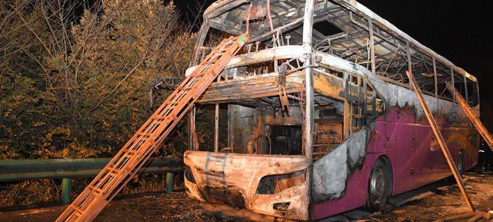 Κίνα: 26 νεκροί από τροχαίο δυστύχημα με τουριστικό λεωφορείο