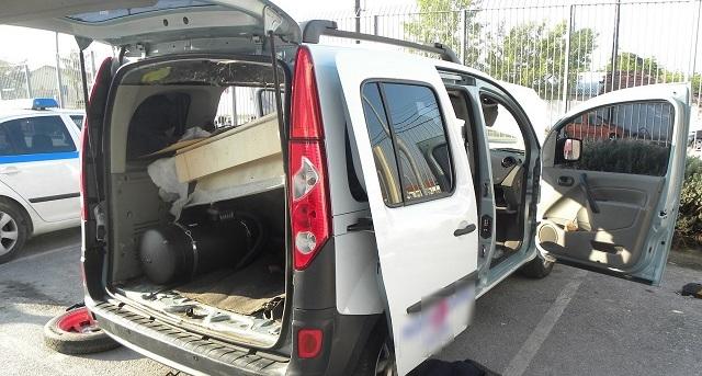 Η Ενωση Αστυνομικών Υπαλλήλων συγχαίρει την ΟΠΚΕ για το «μπλόκο» στα 100 κιλά χασίς