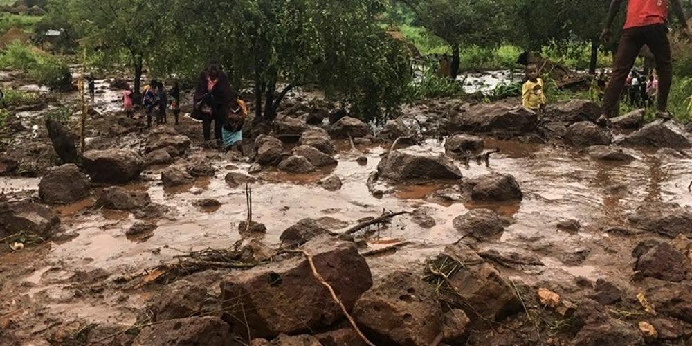 Ξεπέρασαν τους 700 οι νεκροί από τον κυκλώνα στη νότια Αφρική