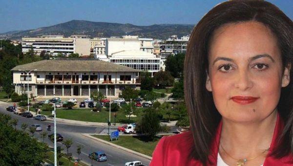 Υποψηφιότητα με τον Αχιλλέα Μπέο θέτει η Γεωργία Τοκαλή - Μποντού