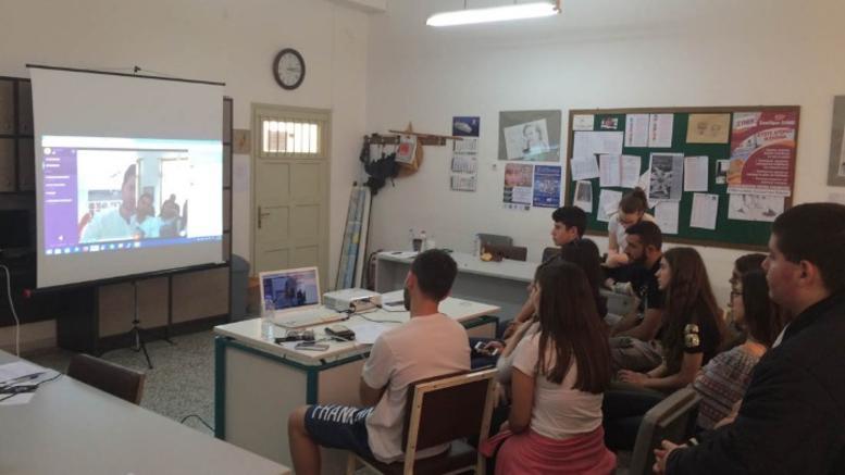 Αστροναύτες και πιλότοι μέχρι καλλιεργητές μανιταριών μιλούν με μαθητές