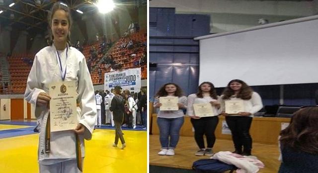 Βραβεία απέσπασαν μαθητές του Γυμνασίου Αργαλαστής