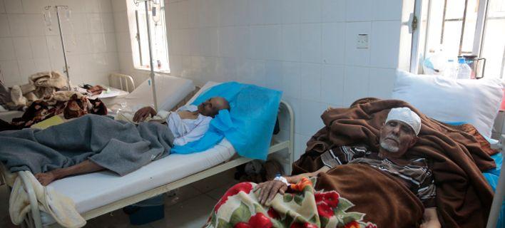 Υεμένη: Πάνω από 100.000 κρούσματα χολέρας από την αρχή του έτους