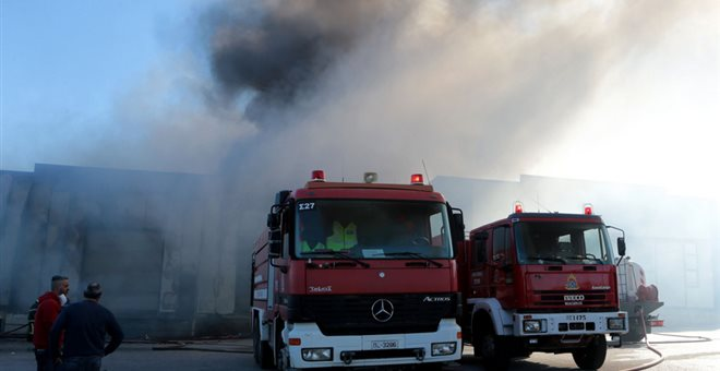 Μηχανοκίνητο Τμήμα και 876 προσλήψεις στην Πυροσβεστική
