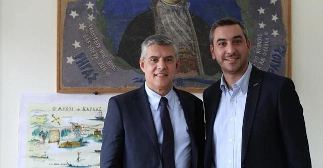 Υποψήφιος με τον Κ. Αγοραστό ο ΟΝΝΕΔίτης Θανάσης Μόρας