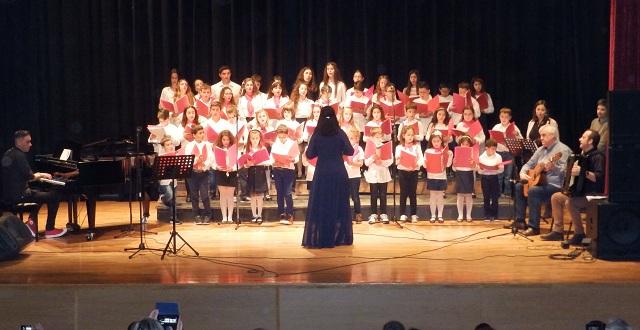 Μάγεψε η δεξιοτεχνία των μαθητών της Μουσικής Σχολής Τραγουδάρα