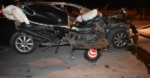 Νεκρός από παράσυρση 60χρονος στο δρόμο Λάρισας-Συκουρίου
