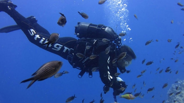 Κρήτη: Σε εξέλιξη έρευνες για ψαροντουφεκά που αγνοείται. Βρέθηκαν προσωπικά του αντικείμενα