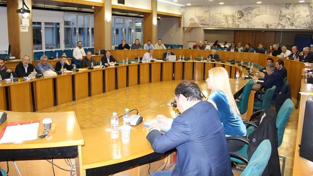 Πρόταση για κλειστό αρδευτικό δίκτυο για 1.100 στρ. σε Πουρί και Μακρυράχη