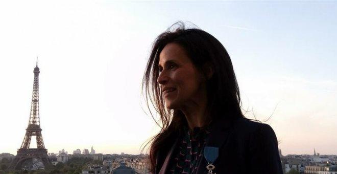 Μια Ελληνίδα στο ευρωψηφοδέλτιο του Μακρόν