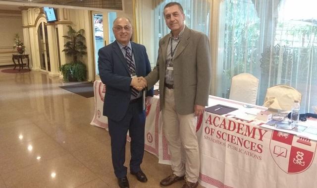 Μέλος της Παγκόσμιας Ακαδημίας Επιστημών ο Καθηγητής του Π.Θ. Δημ. Κουρέτας