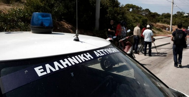 Πυροβολισμοί με τραυματία έξω από τα δικαστήρια Ζακύνθου