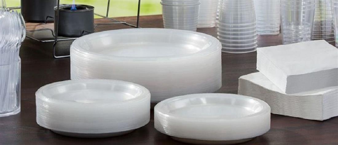 Τέλος εποχής για τα πλαστικά αντικείμενα μιας χρήσης