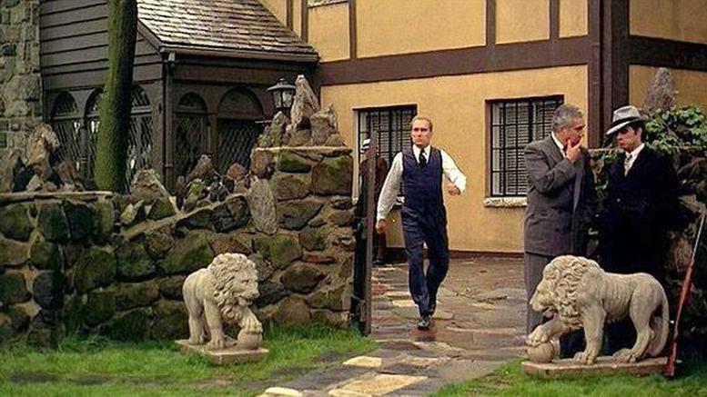Πωλείται το σπίτι του «Νονού» Μάικλ Κορλεόνε