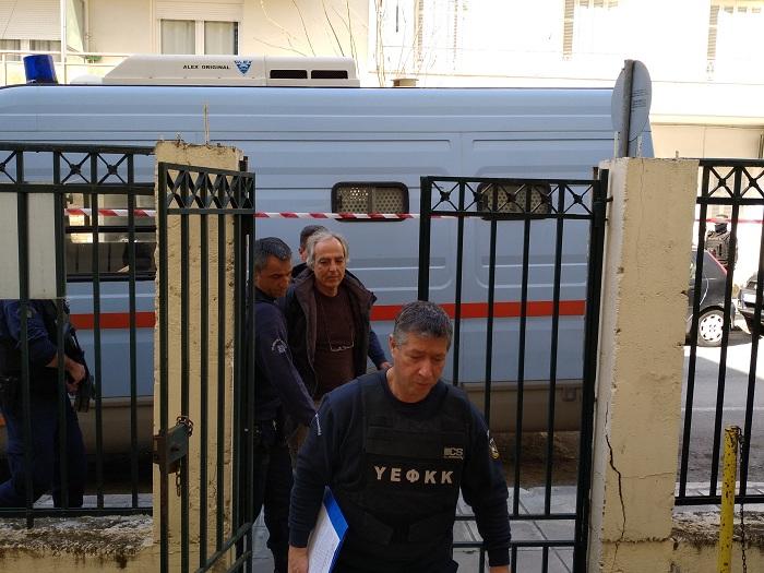 Διαδήλωση στον Βόλο για την άδεια Κουφοντίνα