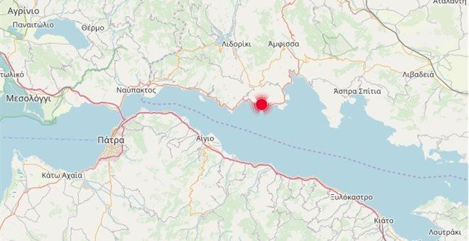 Σεισμός 5,3 Ρίχτερ στον Κορινθιακό -Λέκκας: Η περιοχή θέλει ιδιαίτερη προσοχή