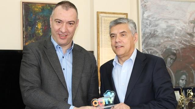 Βραβείο στην Περιφέρεια Θεσσαλίας για το πρόγραμμα ψηφιοποίησης της πολιτιστικής κληρονομιάς