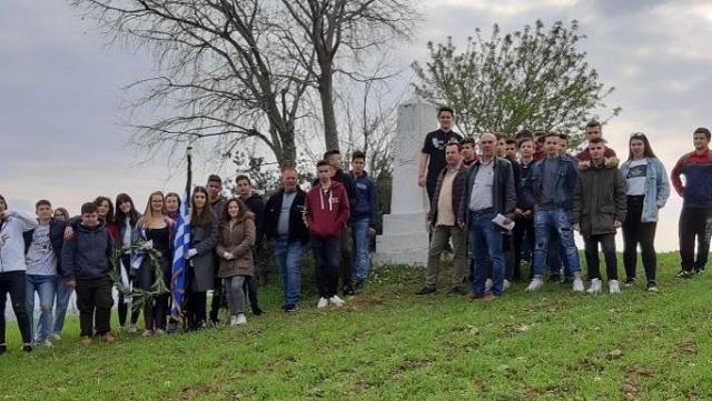 Περίπατος στην τοπική ιστορία από μαθητές του ΕΠΑΛ Βελεστίνου