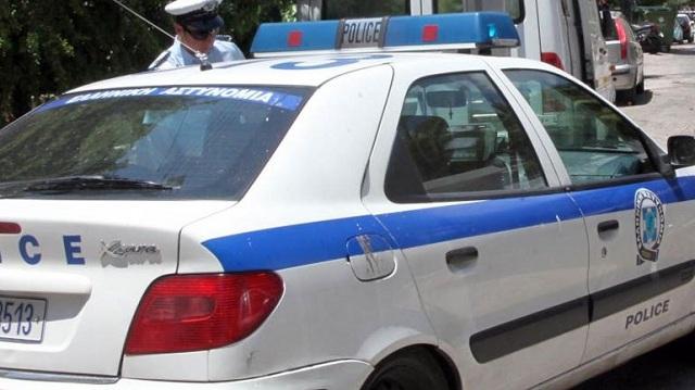 Αλληλομηνύθηκε και συνελήφθη ζευγάρι στη Ν.Ιωνία